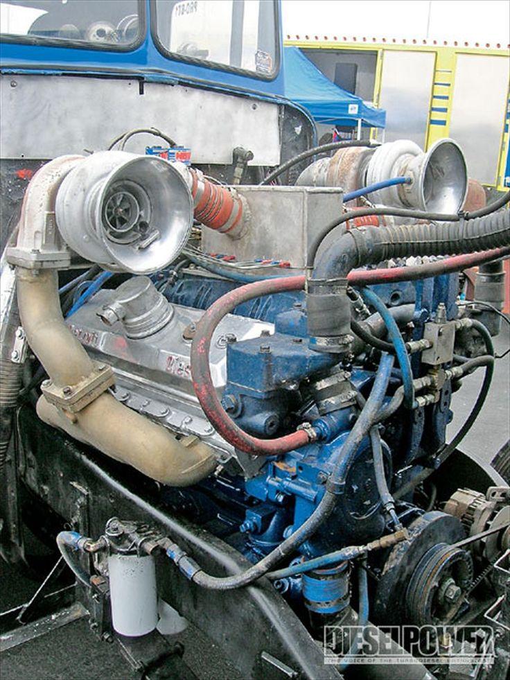 West Coast Customs Big Rig Show Detroit Diesel Engine Photo 15