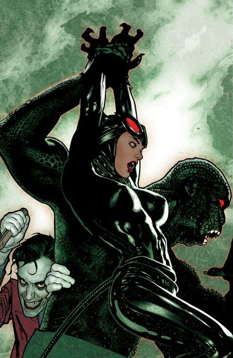 Adam Hughes Catwoman #75