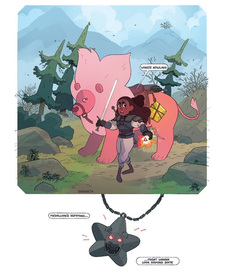 The Wild (Gem) Hunt  My contribution to this year's Crewniverse Zine! Connie of Rivia, the Shatterer of Blaviken!