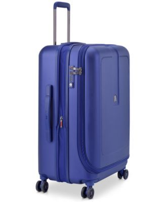 """Delsey Helium Shadow 4.0 25"""" Spinner Suitcase, Only at Macy's - Blue"""