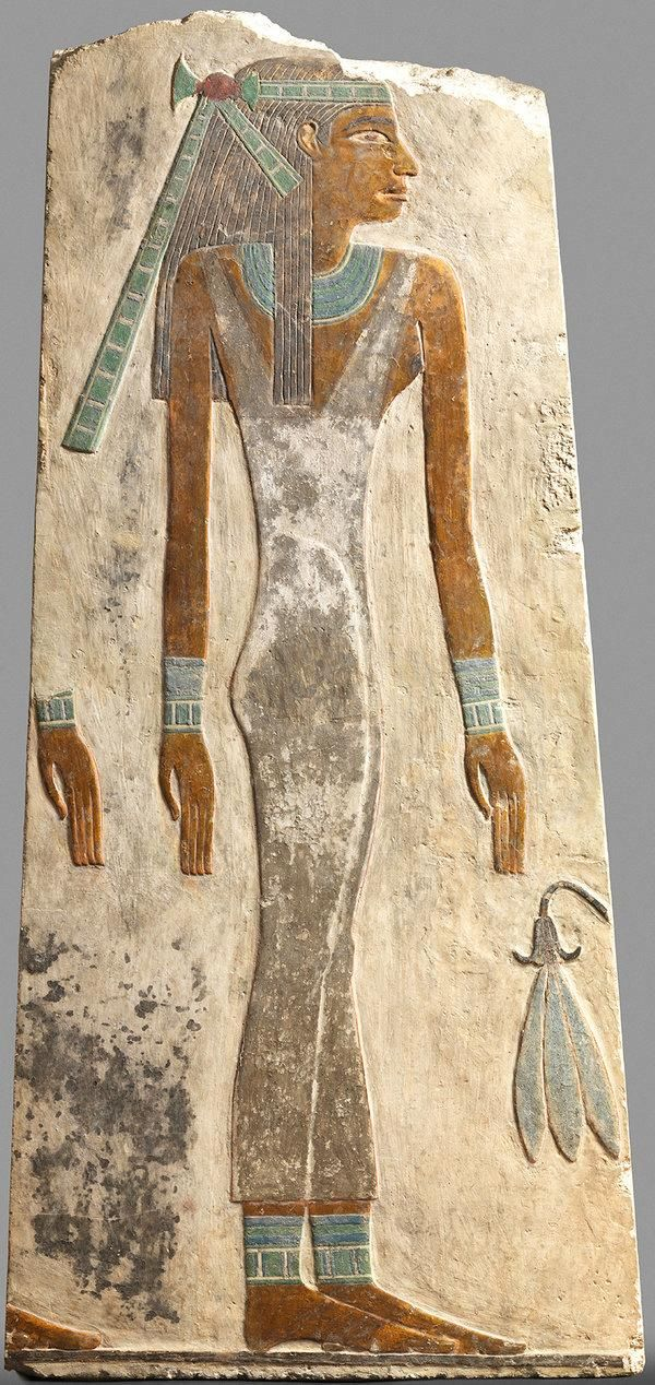 The elegant grace of Egypt's Middle Kingdom is showcased at the Metropolitan Museum of Art.