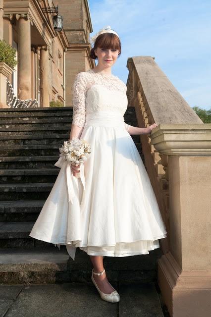 Lizzie Jayne Wedding Dresses: Josie Photoshoot