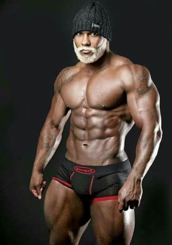 Older sexy black men