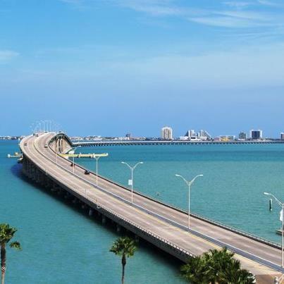South Padre Island, TX love the longest causeway run!!!