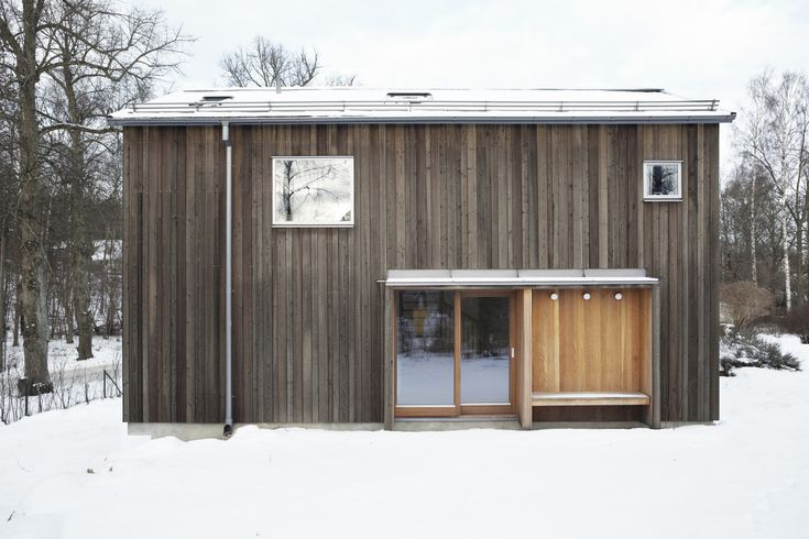 Gallery of A House for Children / GRAD arkitekter - 1