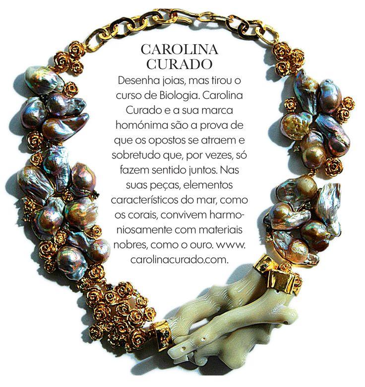 Carolina Curado ELLE Magazine www.carolinacurad...