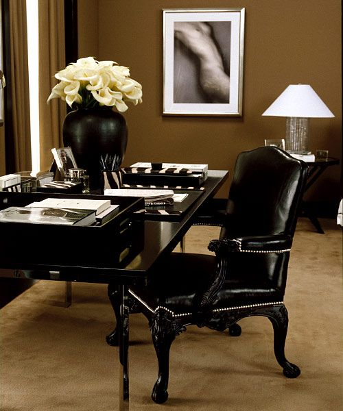 134 best ralph lauren home images on pinterest bedrooms for Ralph lauren office furniture