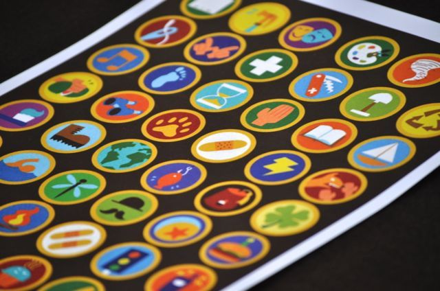 "How to Make Disney UP Wilderness Explorer Badges - Make Life Lovely "" Earn your film badge at our viewing of up!"""