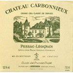 Din cele aproximativ 50 de hectare de viță de vie, din care se produc vinurile Chateau Carbonnieux, Cabernet Sauvignon-ul este cultivat pe o suprafață de 60