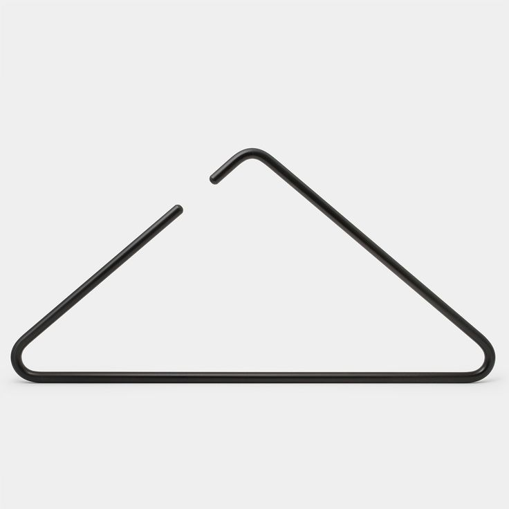 Roomsafari Triangle Hanger — Ode to Things #minimal #simple
