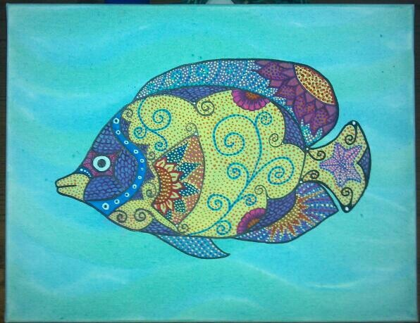 Flo the fish