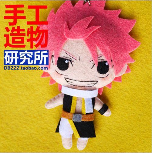 Hot New Japanese Anime Fairy Tail Natsu Q Edition Cosplay Costume ...