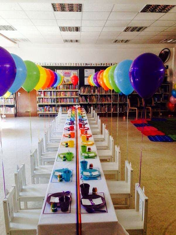 59 best images about rainbow party on Pinterest