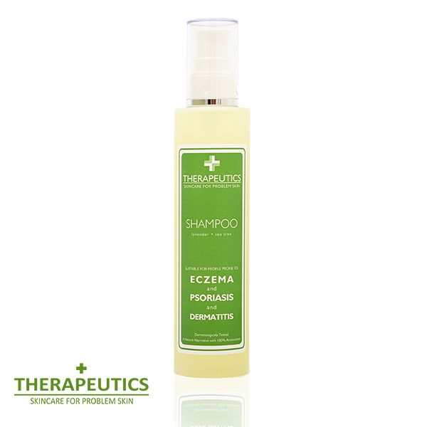Natural Elements - Therapeutic Hair Shampoo for skin prone to Eczema/ Psoriasis/ Dermatitis 200ml, £9.99 http://naturalelementsskincare.com/#