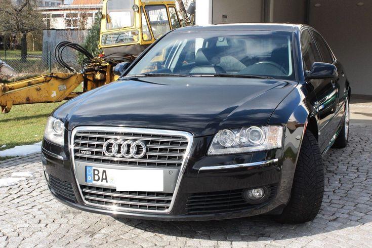 Audi A8 W12 6.0 quattro