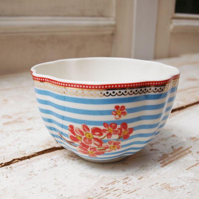 【北欧直輸入】リスベスダール ボウル シーサイド(Lisbeth Dahl Bowl Seaside porcelain)[HH40153] #manonstore #LisbethDahl