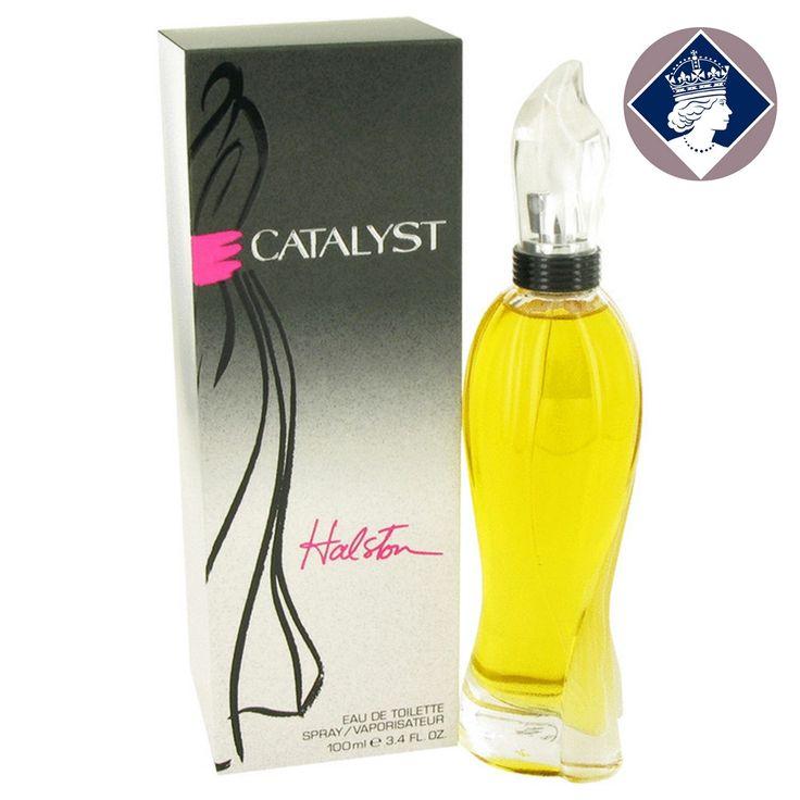 Halston Catalyst for Women 100ml/3.4oz Eau De Toilette Spray Perfume Fragrance