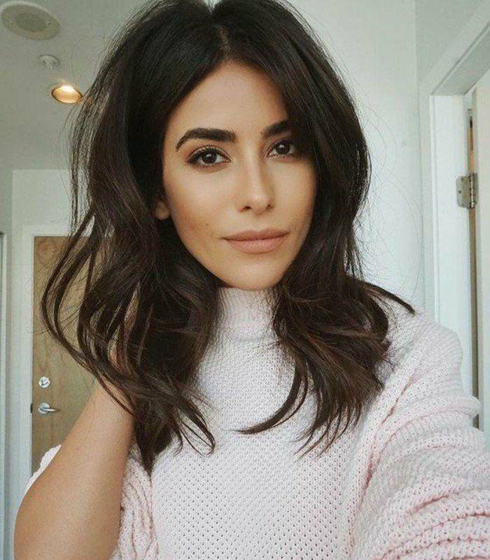The long haircut for women – 70 ideas in photos