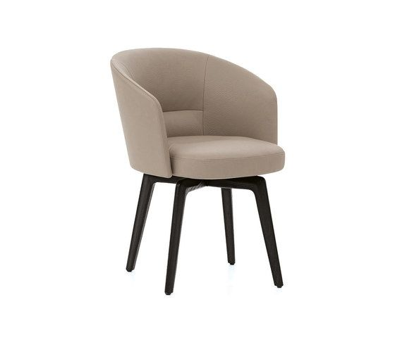 Amélie Armchair by Minotti | Visitors chairs / Side chairs