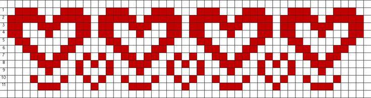 http://noniebdavis.hubpages.com/hub/Free-Bead-Loom-Patterns-Hearts