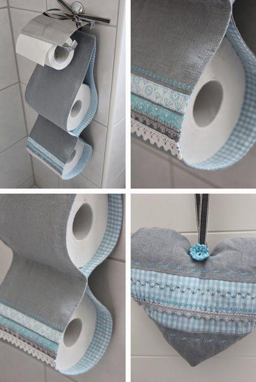 Dass ich hier mal Fotos von WC-Rollen und unserem Badezimmer zeigen würde, hätte ich ja nicht gedacht. :-) Da es darin aber nun allerle...