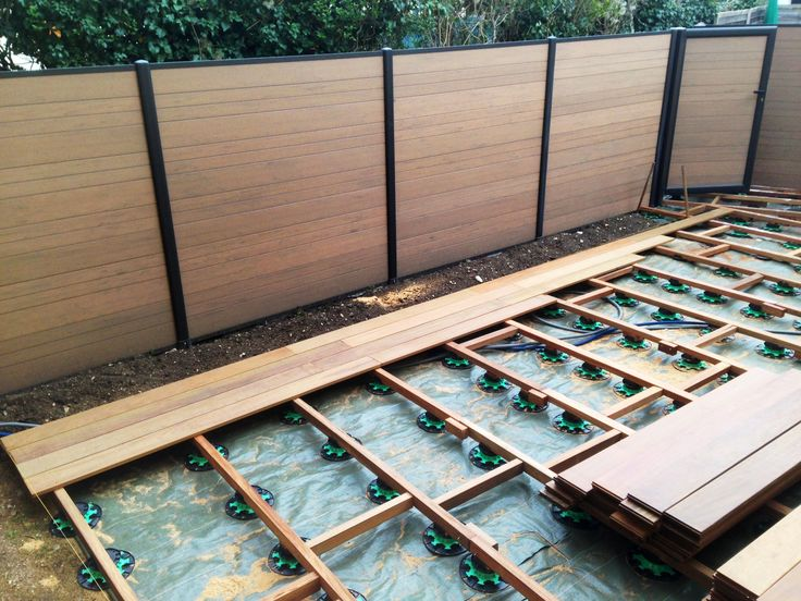 Creation Dune Terrasse En Bois Exotique Ipe Sur Mesure Creation Terrasse