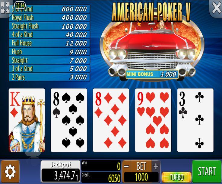 American Poker V - http://www.777free-slots.com/free-slot-american-poker-v-online/
