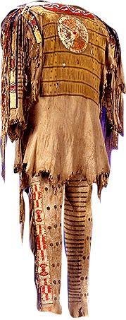 blackfoot clothing | photo courtesy: http://www.paleotechnics.com/sinewpage.html
