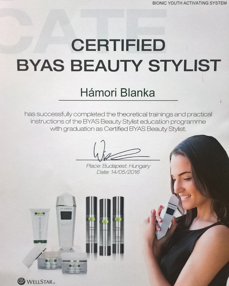 Byas certification