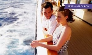 Groupon - Casino-Cruise Package for One or Two with Food, Drinks, and Slot Play from Victory Casino Cruises (Up to 49% Off) in Cocoa Beach-Cape Canaveral. Groupon deal price: $30