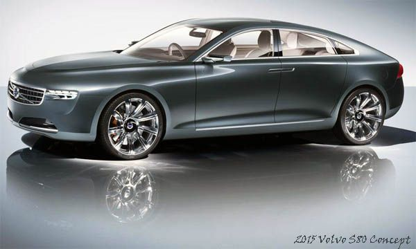 2015 Volvo S80 Redesign | 2015 Volvo S80 Redesign Concept
