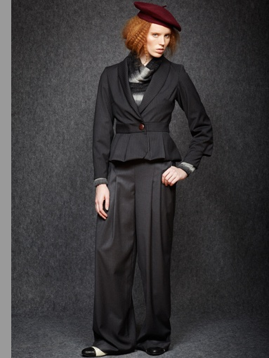 Fall - Winter 2012 | Collections | Jude  Manson Pants - 1555