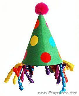 Clown Hat craft