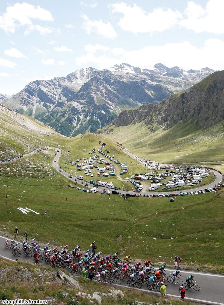 Tour de France 2011 - Col du Galibier - Serre