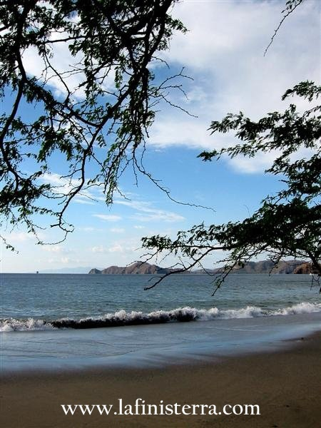 Beautiful Playa Hermosa, Guanacaste. Steps from the Hotel la Finisterra.
