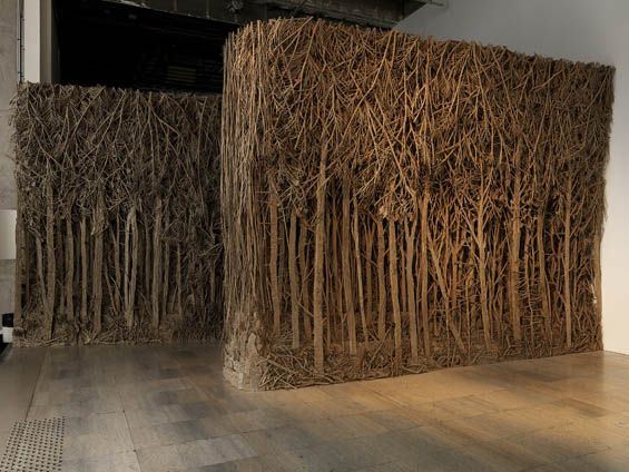 Layer Upon Layer: Eva Jospin Sculpts Cardboard Into Dense, Mysterious Forests