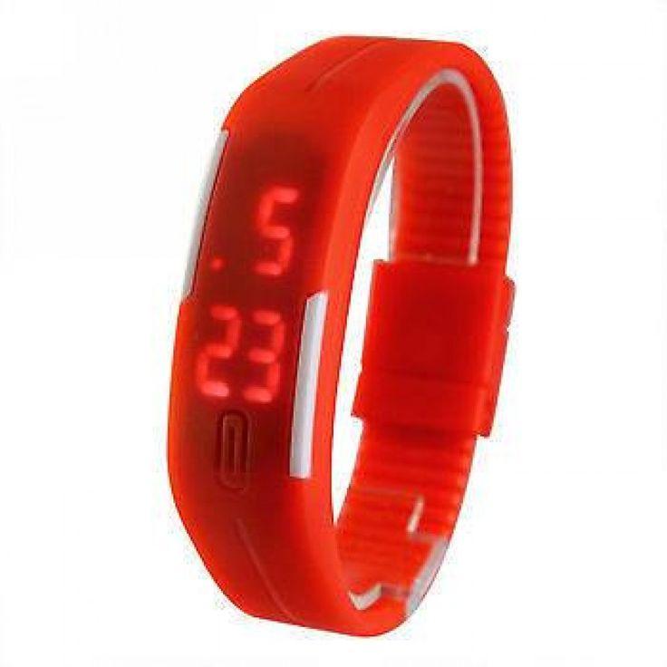 Unisex Digital Wrist Band