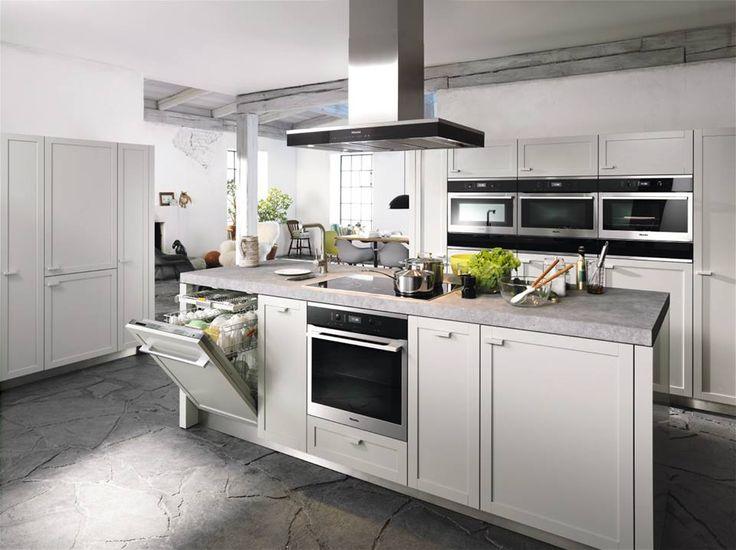 1000 ideas about miele kitchen on pinterest modern - Miele kitchen cabinets ...