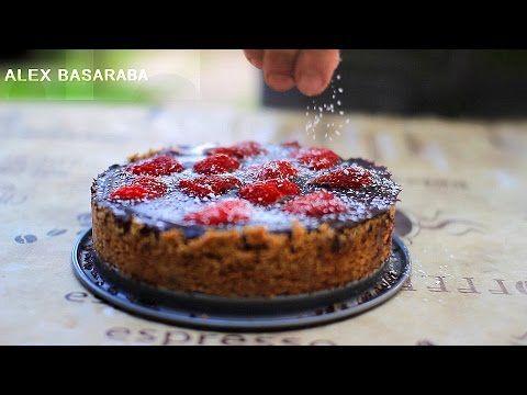 Tarta De Ciocolata | Fara Coacere - YouTube