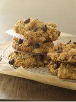Susan Sarandon's Banana-Oatmeal Chocolate Chip Cookies