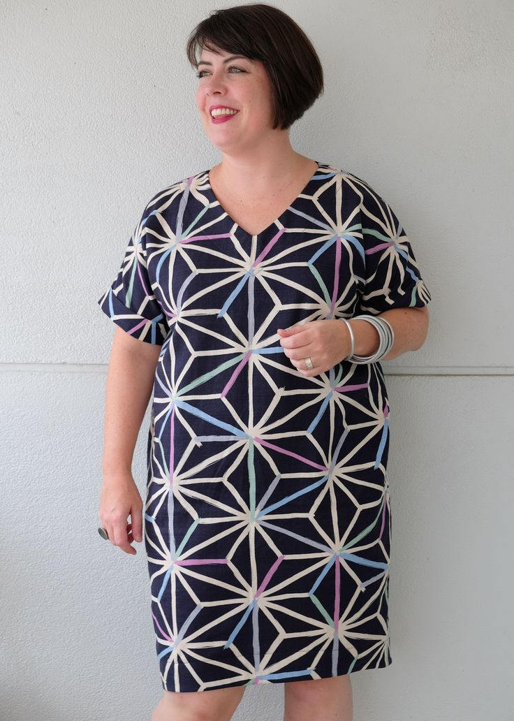 Hello CSC! Today I've got a review of a pattern that I've made twice in the past few months, the Style Arc Adeline Dress: Style Arc's Adeline Dressis described by Style Arc as a …