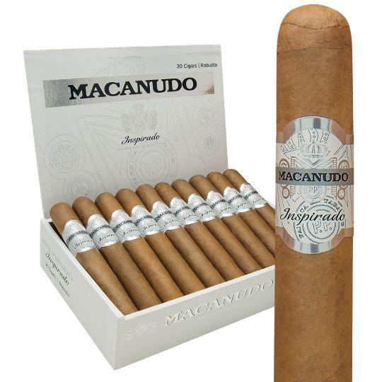 Macanudo Inspirado White Cigars | Holt's Cigar Co.