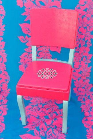 Audaz y llamativa. Tiene problemas de digestión, pero eso no opaca su belleza natural.  #silla: $75.000