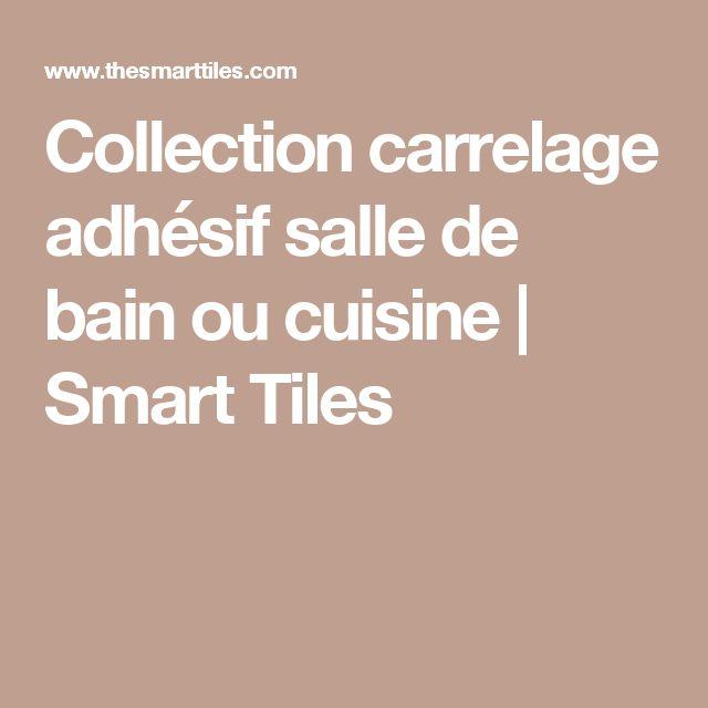 1000 id es sur le th me carrelage adhesif sur pinterest smart tiles carrel - Carrelage adhesif douche ...