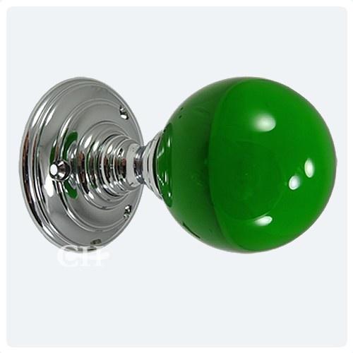 185 best Knobs of Glass images on Pinterest | Lever door handles ...