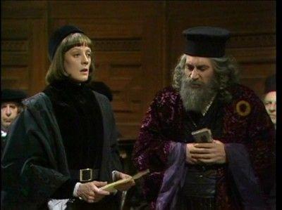 THE MERCHANT OF VENICE  Portia 1972 BBC