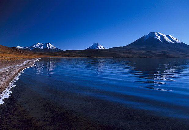 Paraísos en el norte de Chile