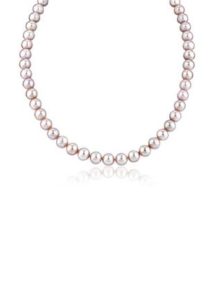 70% OFF Radiance Pearl 7.0-8.0mm Pink Freshwater Cultured Pearl Necklace