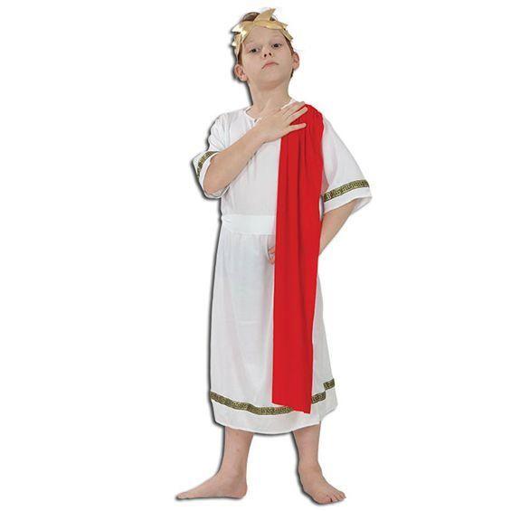 Boys Roman costume- childs Roman costume - childrens fancy ...