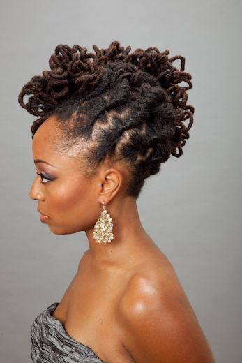 dreadlock styles for black hair salon styles in with locs locs and updo 6645